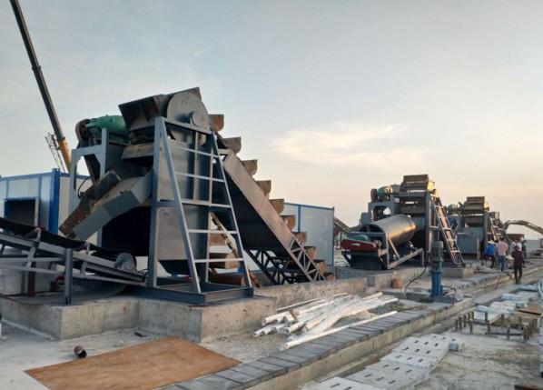 大型海沙淡化设备